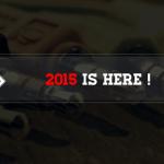 2015 Begins